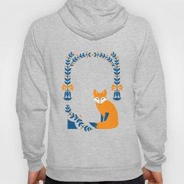 Folk Fox Hoody