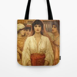 Queen Esther - Kate Gardiner Hastings Tote Bag