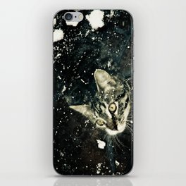 Intrigued  iPhone Skin