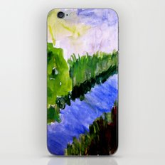 Summer, where are you iPhone & iPod Skin