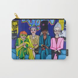 FASHIONISTAS OF NYC Carry-All Pouch