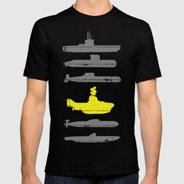 Know Your Submarines V2 T-shirt