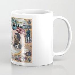 Heroes Of The Colored Race Coffee Mug