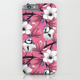 Spring time in pink  iPhone Case