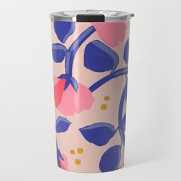 Lisbon Floral Travel Mug