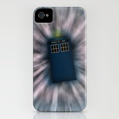 Doctor Who - Call me a Doctor..... Allons-y! Slim Case iPhone (4, 4s)