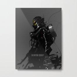 Death Corp Metal Print