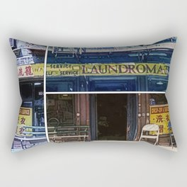 Lavandaria Rectangular Pillow