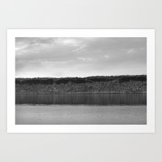Along The Hudson Art Print