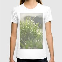 grass T-shirts featuring Grass by Pure Nature Photos