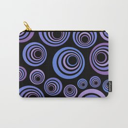 Retro ultraviolet Carry-All Pouch