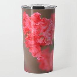 Hot Pink in Bloom Travel Mug