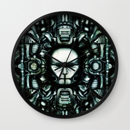 DreamMachine Wall Clock