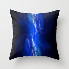 Fractal 4 Throw Pillow