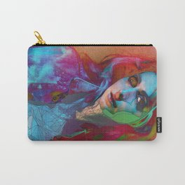 Galaxy Grunge Carry-All Pouch