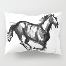 Horse (Far from perfection) Pillow Sham