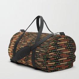 Chile pattern Duffle Bag