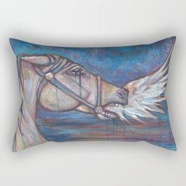 Firewing Rectangular Pillow