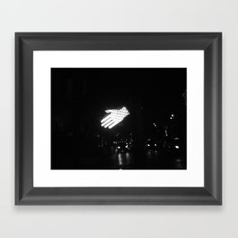 Down Low Too Slow Framed Art Print