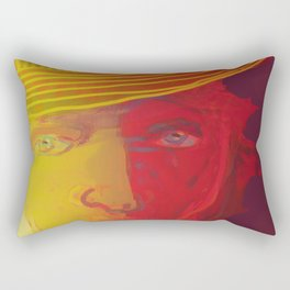 Dear Van Gogh / Stay Wild Collection Rectangular Pillow