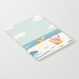 Wave Sisters Notebook