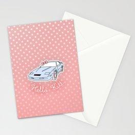 Hello Kitt Stationery Cards