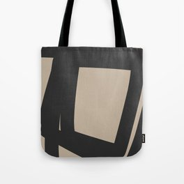 Neutral Abstract 4A Tote Bag