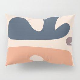 nordic organic shapes Pillow Sham