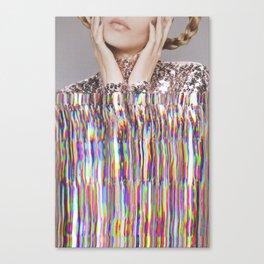 Elle #5 Canvas Print