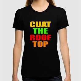 CUAT THE ROOFTOP T-shirt