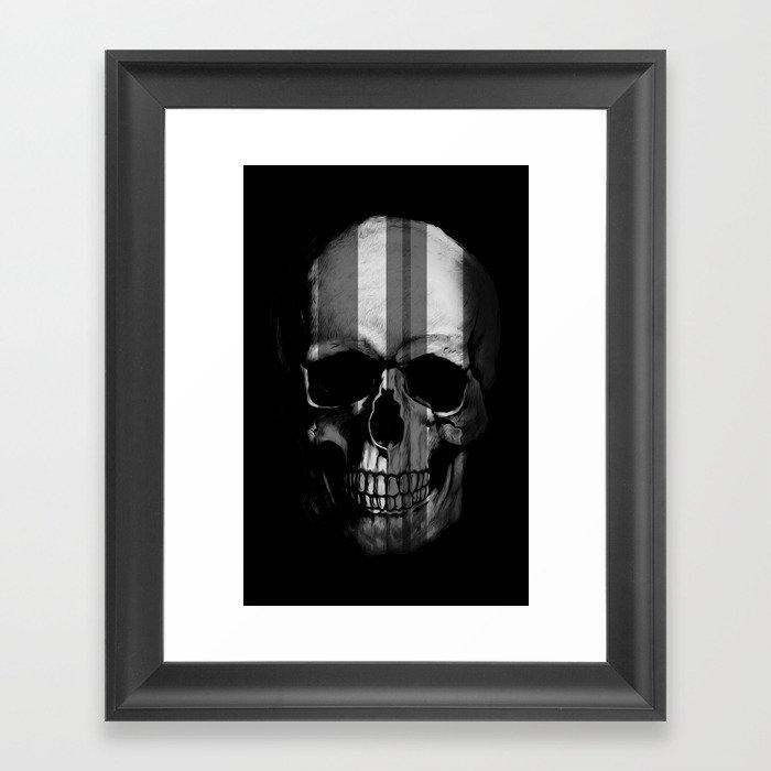 Dark Soul Framed Art Print
