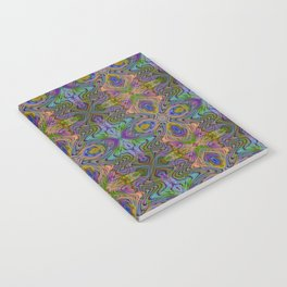 Tryptile 23 (repeating 1) Notebook