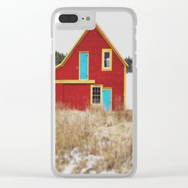 Be Loyal to Your Dreams Clear iPhone Case