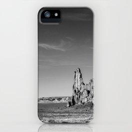 Shiprock iPhone Case