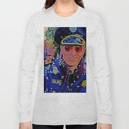 Mr.Policeman Long Sleeve T-shirt