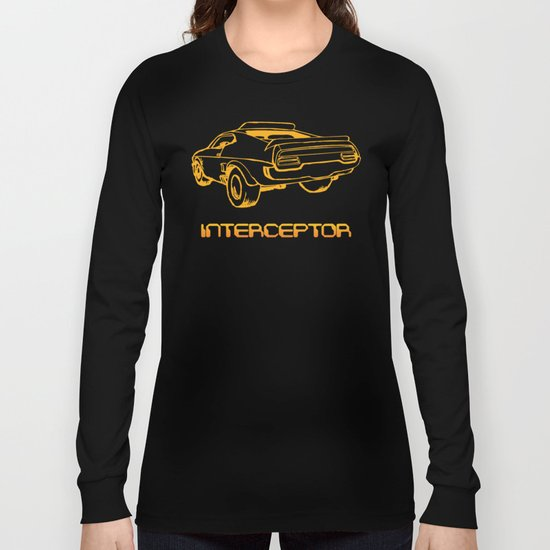 Interceptor Long Sleeve T-shirt