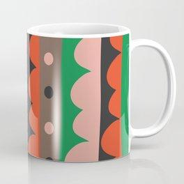 Rick Rack Garden Coffee Mug