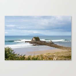 Surf Park Canvas Print