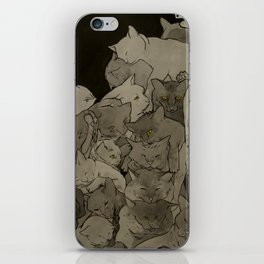 Cats & More Cats iPhone Skin