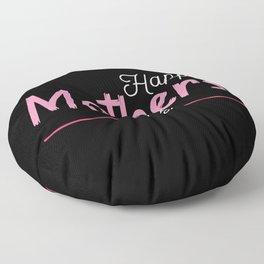 Happy Mother's Day Floor Pillow
