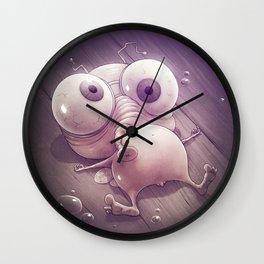 Fleee Wall Clock