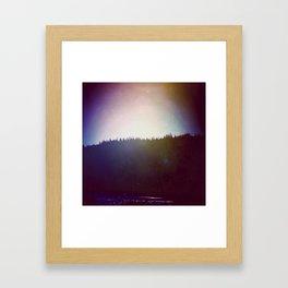 Planet Framed Art Print