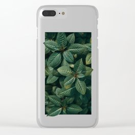 Growth III Clear iPhone Case