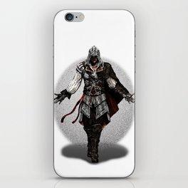 Ezio colour iPhone Skin