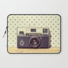 Vintage Camera Love: Kodak Instamatic! Laptop Sleeve