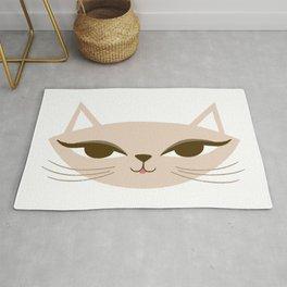 Playful Kitty Rug