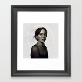 The Girl You Couldn't Love IV Framed Art Print