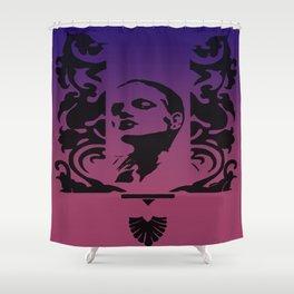 """Goddess/ Persephone"" Shower Curtain"
