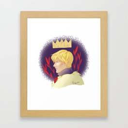 Once and Future Framed Art Print