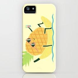 Summer Chillin iPhone Case